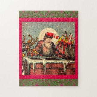 Santa's Chimney Puzzle