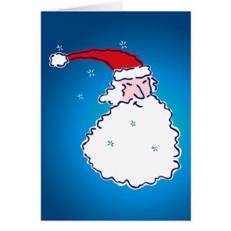 Santa's Christmas Card