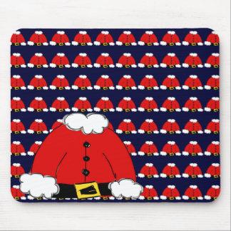 Santa's Coat Mouse Pad