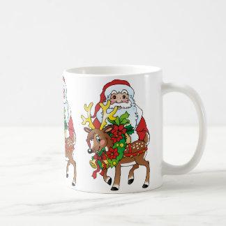 Santas Coffee Mug