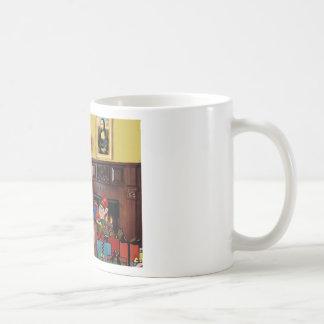 Santa's Dachshund (BT) Mug