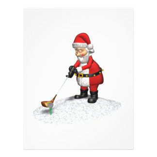 Santas Downtime Flyers