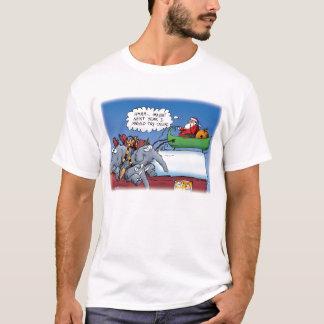 Santa's Elephants T-Shirt