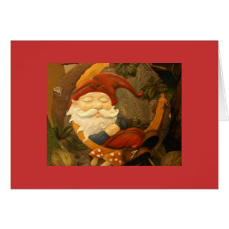 Santa's Elf Card