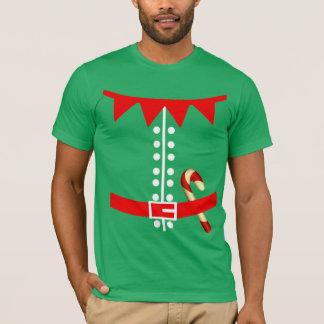 Santas Elf Costume T-Shirt