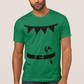 Santas Elf Costume Tshirt