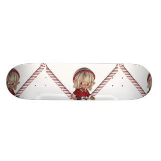 Santa's Elf Skateboards