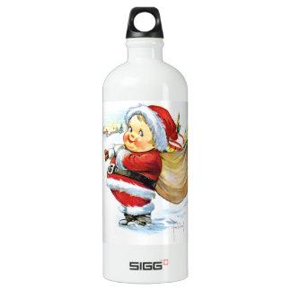 Santas Elf with Toys SIGG Traveler 1.0L Water Bottle