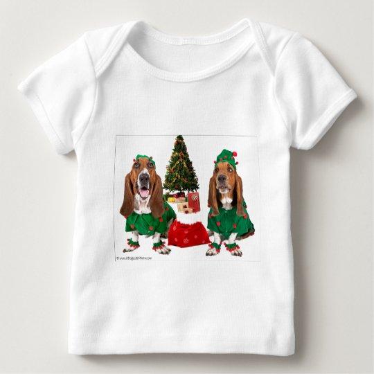 Santa's Elves Baby T-Shirt