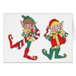 Santa's Elves Cards
