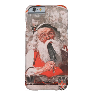 Santa's Expenses Barely There iPhone 6 Case