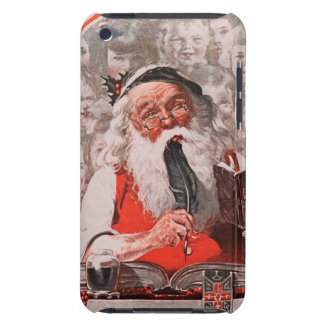 Santa's Expenses Barely There iPod Cover