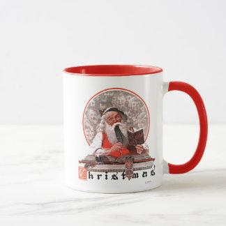 Santa's Expenses Mug