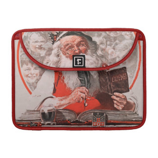 Santa's Expenses Sleeves For MacBook Pro