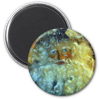 Santa's Face Magnet