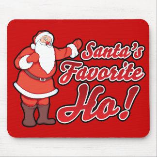 Santas Favorite HO Mouse Pad