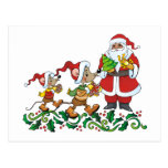 Santas Gift Postcard