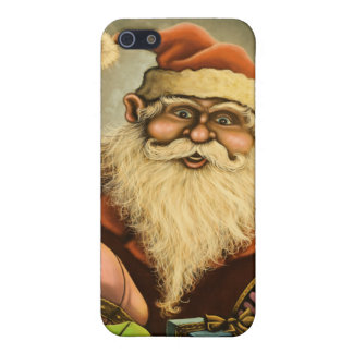 santa's gifts iPhone4 speck case