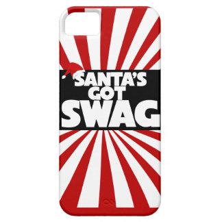 Santas got SWAG iPhone 5 Covers