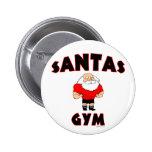 Santas Gym Button
