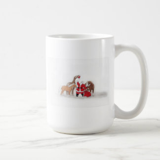 Santa's Hassle Coffee Mug