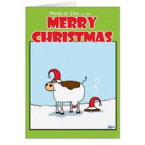 Santa's Hat Card