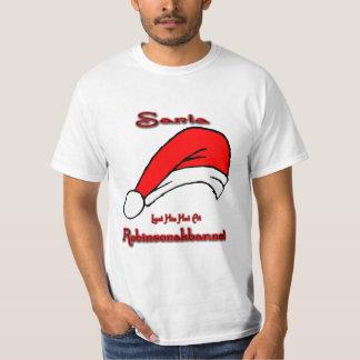Santa's Hat Shirt