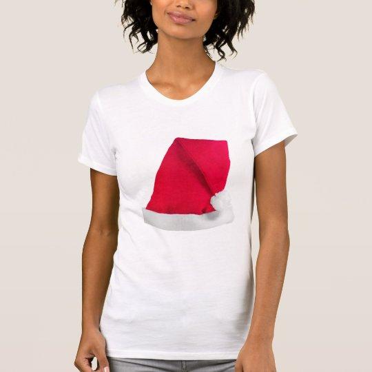 Santa's Hat Women T-Shirt