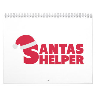 Santas Helper Calendar