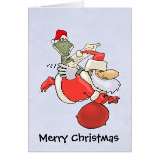 Santa's Helper Card