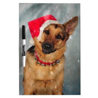 Santas helper Dry-Erase board