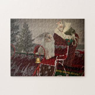Santa's Helper Jigsaw Puzzle