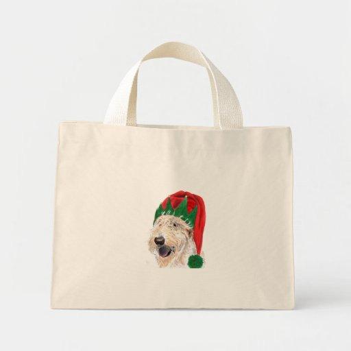 Santas Helper Labradoodle Bag