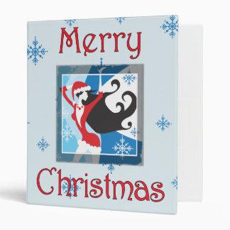 Santa's Helper - Merry Christmas Binder