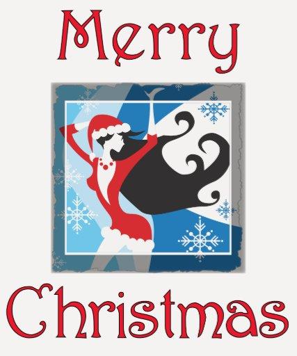 Santa's Helper - Merry Christmas T-shirts