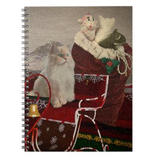 Santa's Helper Notebook