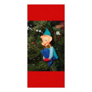 Santa's Helper Rack Card
