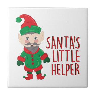 Santas Helper Tile