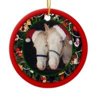 Santa's Helpers Christmas Tree Ornament