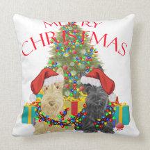 Santas Helpers Pillows