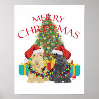Santas Helpers Poster