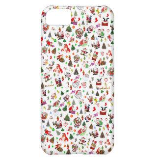 Santas iPhone 5 case
