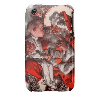 Santa's Lap iPhone 3 Case-Mate Case