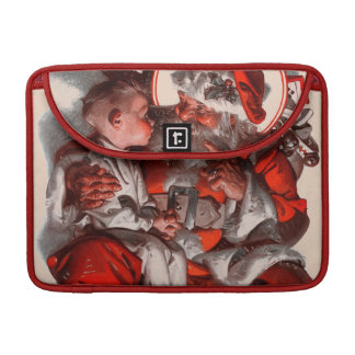Santa's Lap MacBook Pro Sleeve