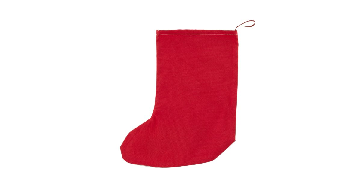 santas letter small christmas stocking zazzle With small letter stockings