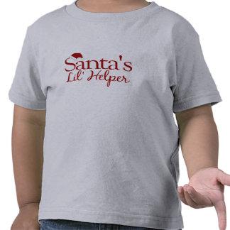 Santa's Lil' Helper Shirts
