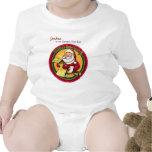 Santas List - Better be Good Baby Bodysuit