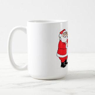 Santa's List Coffee Mug