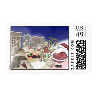 Santa's List Postage