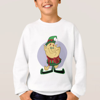 Santa's Little Elf Sweatshirt
